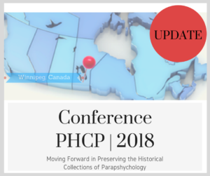 Conference PHCP|2018 -Moving Forward- Canada